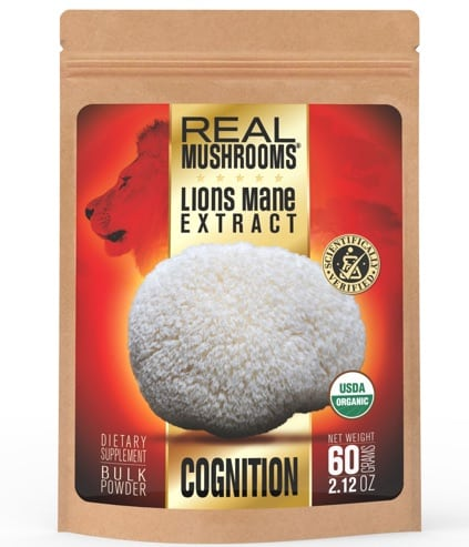 Buy Lions Mane Extract on Amazon.com