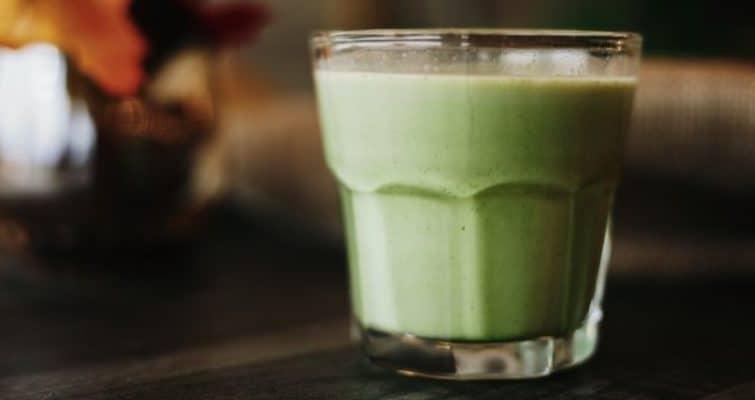 Stimulant-free pre-workout smoothie