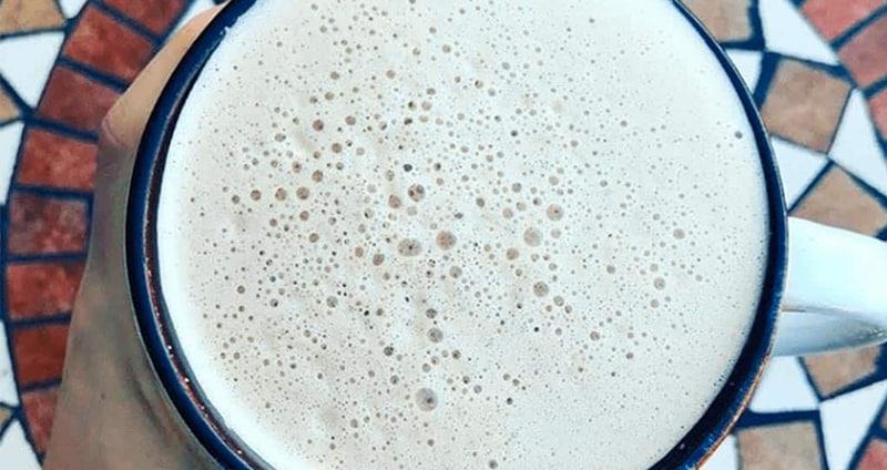 Cacao Butter Mushroom Coffee