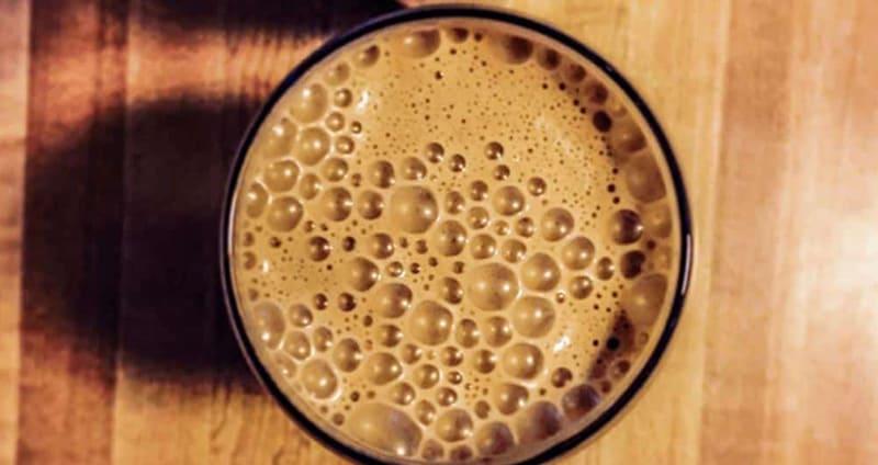 Spiced Mushroom Cold Brew Coffee
