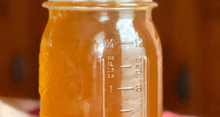Muscle Recovery Bone Broth