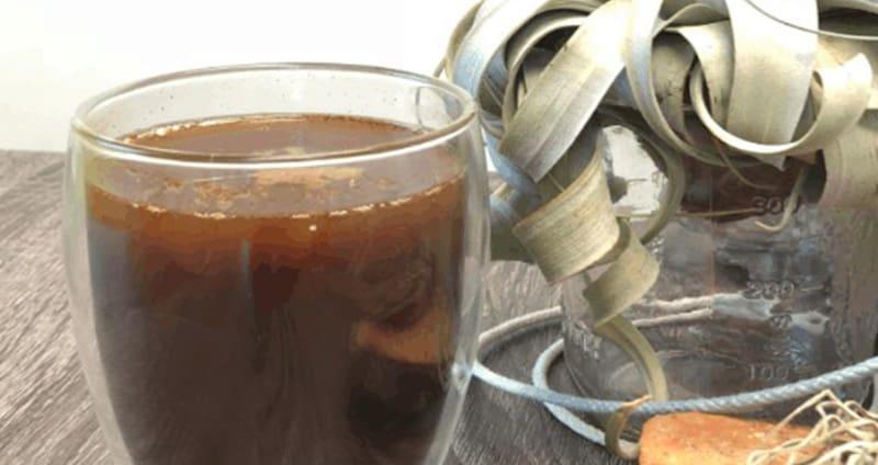 Anti-Inflammatory Mushroom Elixir