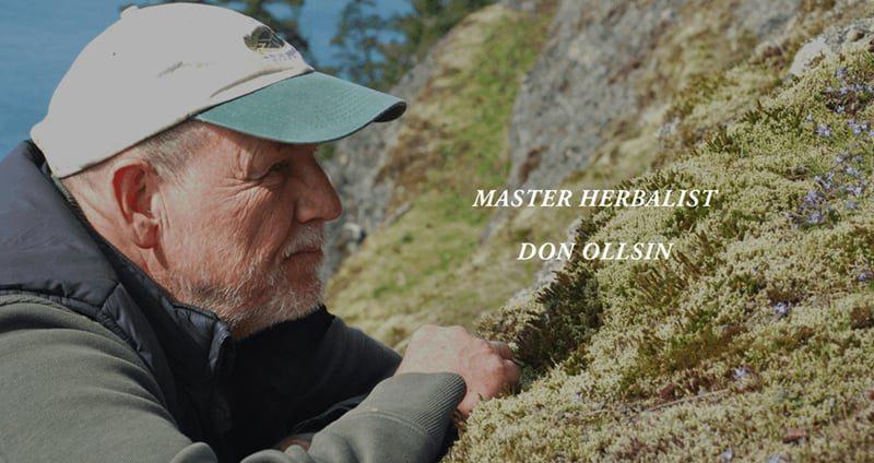 Don Ollsin Master Herbalist