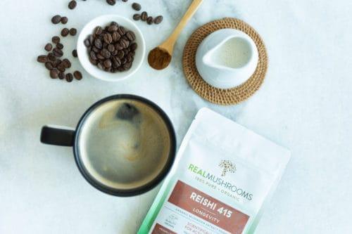 Simple Mushroom Coffee
