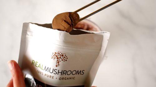 Acai Bowl Recipe Mushroom ingredient