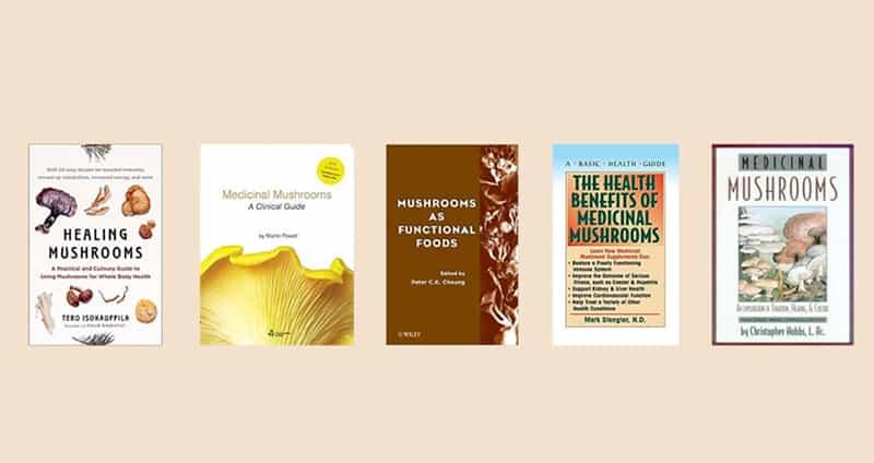 5 Best Mushroom books