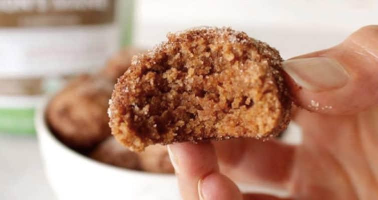 Keto Cinnamon Donut - Lion's Mane