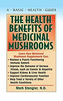 Mark Stengler Medicinal Mushroom Book
