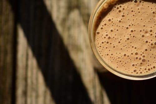cordyceps latte