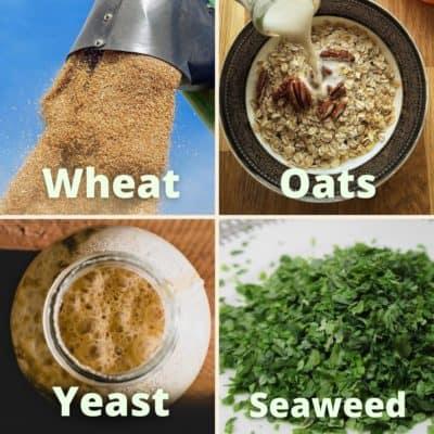 foods containing beta d glucan