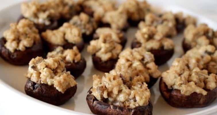 winter mushroom recipes