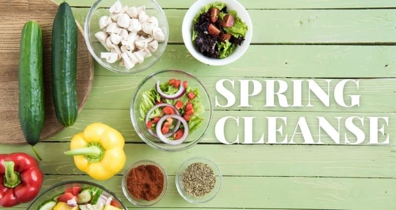 9-Point Spring Cleanse Guide Featuring Functional Mushrooms.